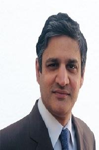 Amitabh Dubey, India Geopolitical Though leader