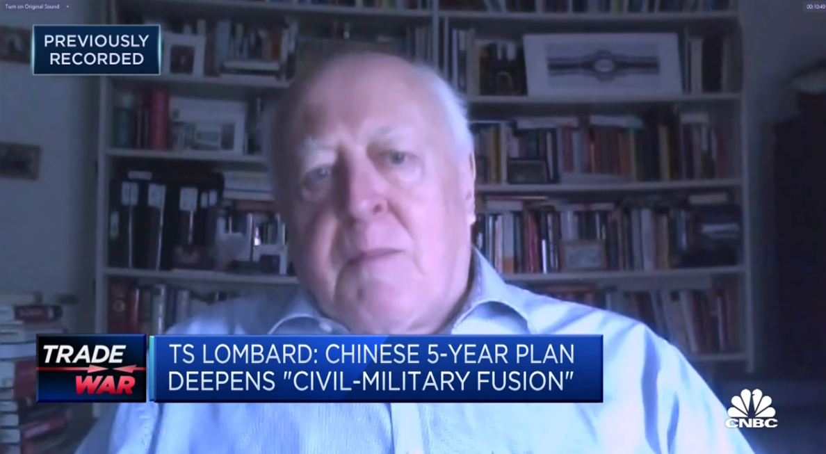 Jonathan Fenby, TS Lombard, CNBC Interview on RCEP